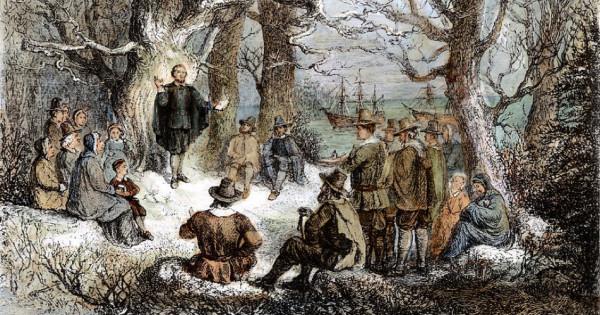 Puritánok Amerikában