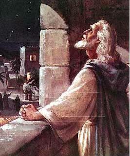 Dániel imája