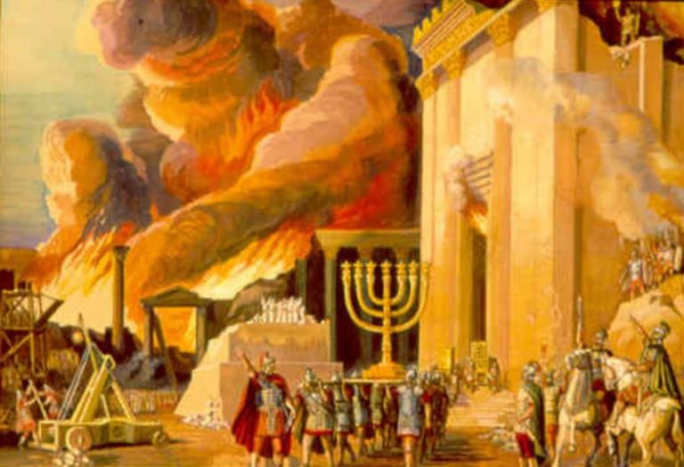 Jeruzsálem pusztulása