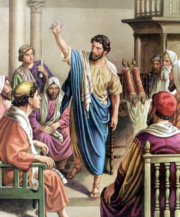 Pál-bizonyságtétele