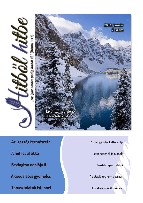 2. szám – 2014. január