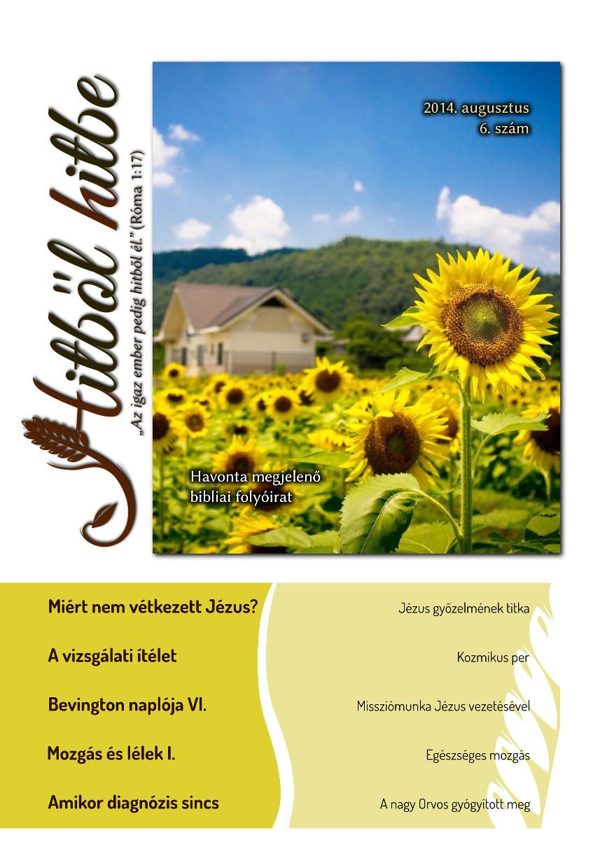 6. szám - 2014. augusztus