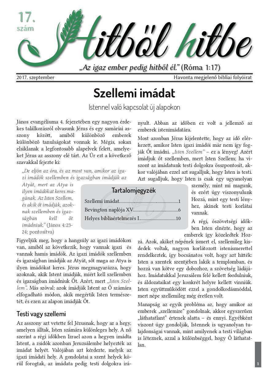 17. szám – 2017. szeptember