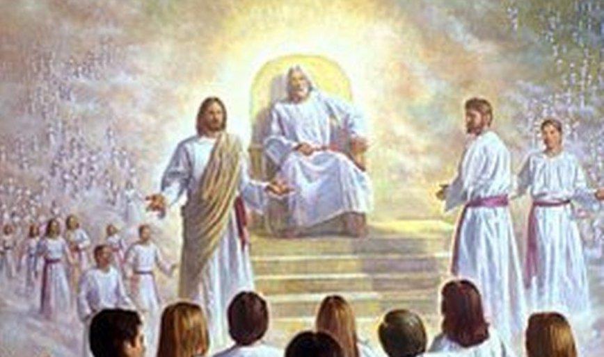 Krisztus ítélőszéke előtt