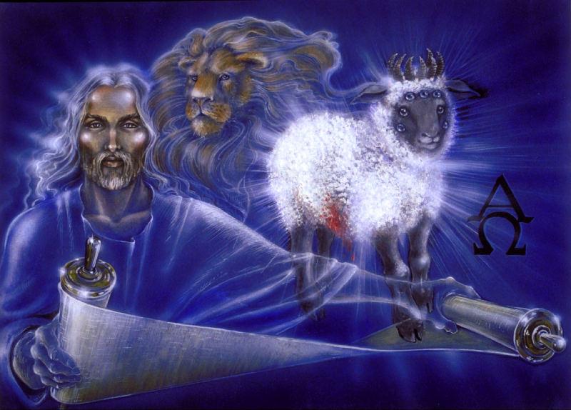 A megölt Bárány felnyitja a pecséteket