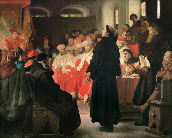 Luther a wormsi zsinaton