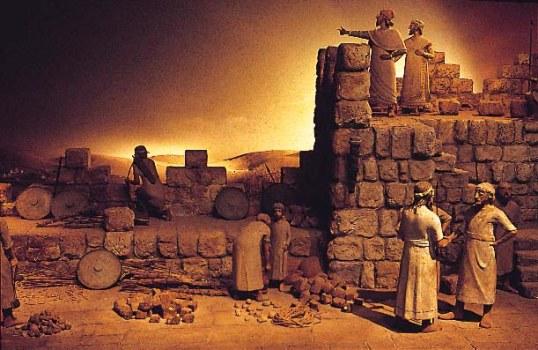 Jeruzsálem újjáépítése